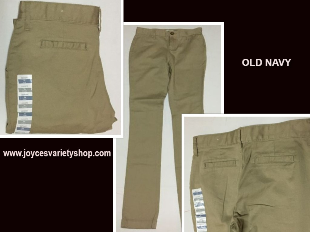 Old navy kids girls 14 pants web collage