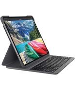 "Logitech Slim Folio Pro Case Backlit Bluetooth Keyboard iPad Pro 11"" 920... - $94.99"
