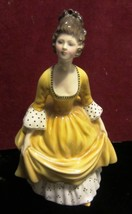 ROYAL DOULTON LADY  FIGURINE - CORALIE - GORGEOUS - $47.45