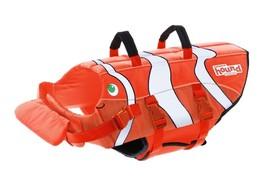Life jacket for Dog - Fish - XS - M High flotation Rescue handles Adjust... - $28.65+