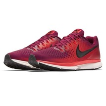 NIKE Men's Air Zoom Pegasus 34 Size 11.5 - Rush Maroon Black Running 880... - $97.99
