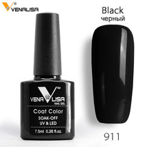 Venalisa nail gel polish 60 color high quality product nail art soak off odorles - $6.71