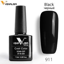 Venalisa nail gel polish 60 color high quality product nail art soak off... - $6.71