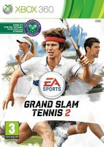 EA Sports Grand Slam Tennis 2 (Xbox 360) [video game] - $29.68