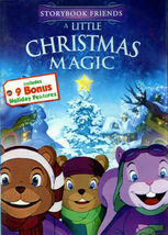Storybook Friends A Little Christmas Magic Includes 9 Bonus Holiday Features DVD image 1