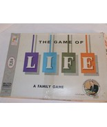 1963 Vintage THE GAME OF LIFE (used) - $74.99