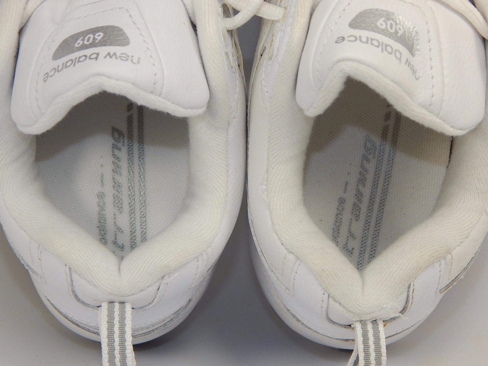 New Balance 609 v2 Men's Training Shoes Size US 9 M (D) EU 42.5 White MX609V2A
