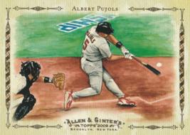 2009 Topps Allen and Ginter Baseball Highlights #AGHS19 Albert Pujols  - $0.50