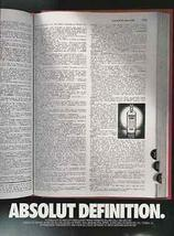 Absolut Definition Absolut Vodka Dictionary Merriam- Webster's Ninth 198... - $12.99