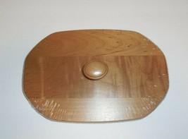 Longaberger WoodCrafts Lid for 2006 Natural Berry Basket WB New 50444 - $14.84