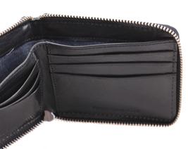 Tommy Hilfiger Men's Leather Zip Around Wallet Passcase Billfold Rfid 31TL130047 image 10