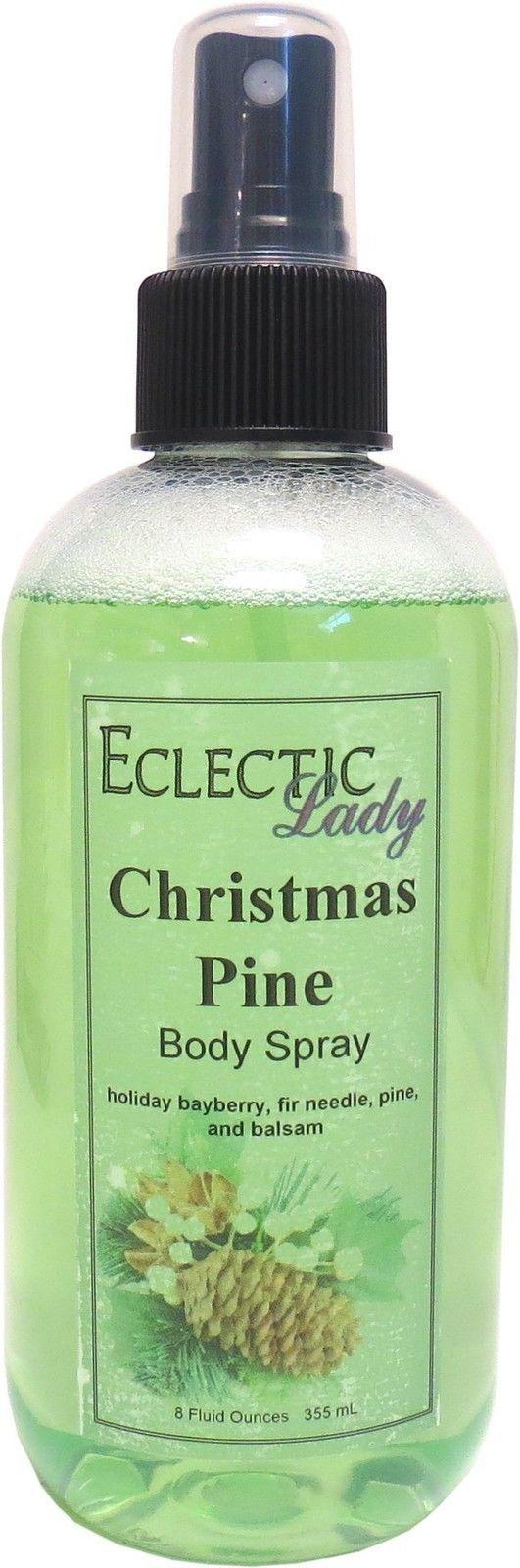 Christmas Pine Body Spray