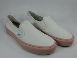 Vans Classic Slip On SF Size 7 M EU 37 Women's Skate Sneakers Shoes VN-0... - $57.58