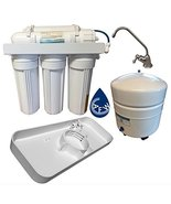 AFWFilters Alpha AFW 5-Stage Ultra Pure Safe Drinking Reverse Osmosis Wa... - $279.17
