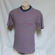 VTG Guess Jeans Striped T Shirt Georges Marciano Tee Bear USA Sport 90s ... - $67.99
