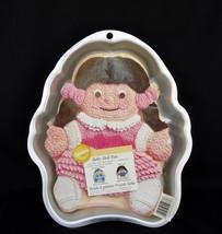 Wilton #2105-573 Baby Doll Cake Pan - Cutie Pie - $12.00