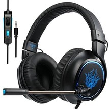 Sades R5Nueva Xbox One Gaming Headset, Gaming Auriculares Auriculares para - $50.48