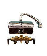 American Kitchen Faucet less spray - $299.80