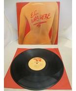 """ERIC CLAPTON """"E.C. WAS HERE"""" 1st U.S. 12"""" LP RSO SO 4809 - $7.92"""
