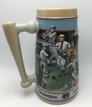 1990 Budweiser America's Favorite Past time  Cup Mug Collectible - $3.99