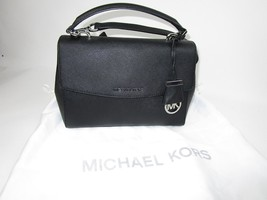 Michael Kors Ava Small Top Handle Satchel Shoulder Bag Cross-Body $268 B... - $181.98