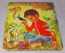 Childs Tell A Tale Book Little Black Sambo #2661 1959 Printing - $19.95