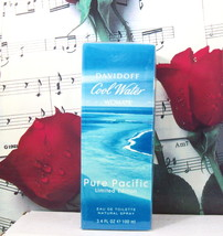 Davidoff Cool Water Woman Pure Pacific Limited Edition EDT Spray 3.4 FL.... - $69.99