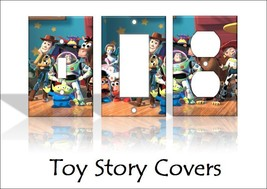 Toy Story Light Switch Covers Disney Home Decor Outlet - $6.89+