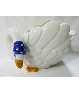 vintage Swan porcelain Earthenware planter price productions item no. 8363 - $23.75