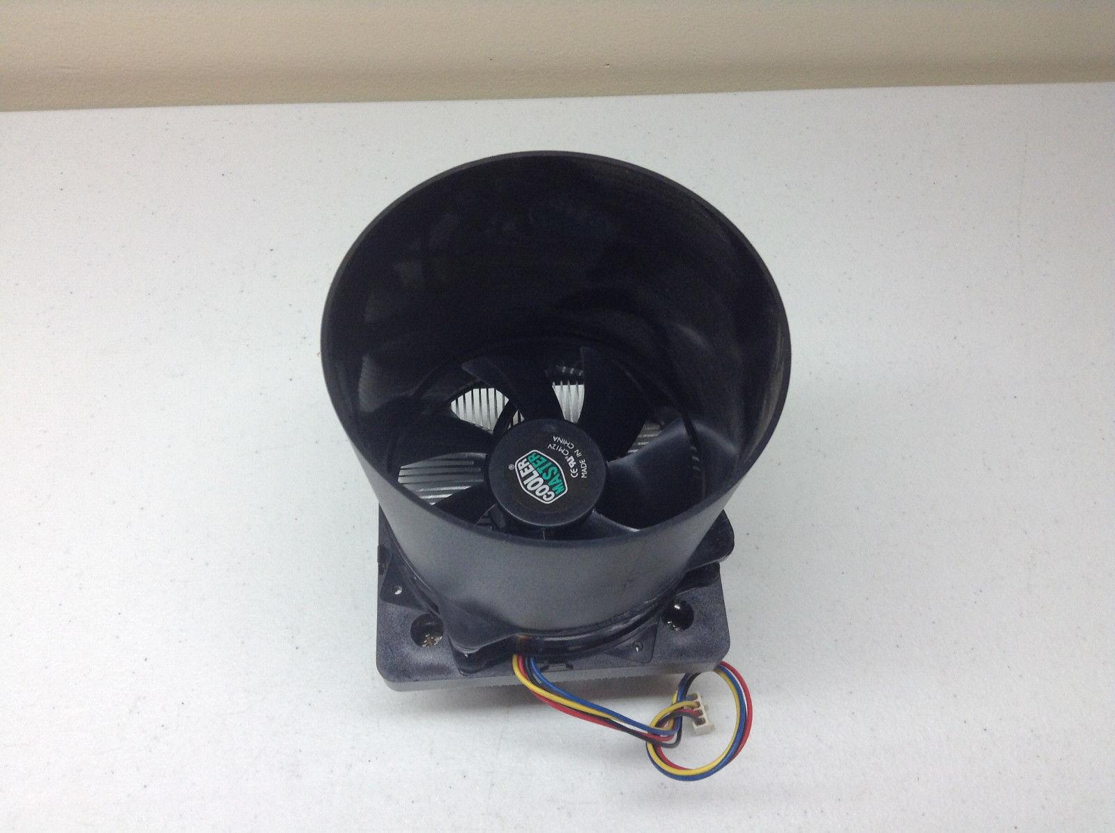 Gateway 817GM Heat Sink and Fan with Shroud 4-pin For Socket LGA775
