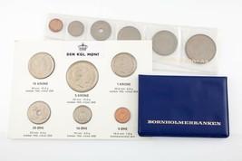 Lot of 3 1986 Denmark Mint Sets (1 Original, 2 Collectors) - $47.78