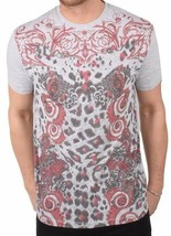 Versace Collection Printed Royal Men's Tee NWT