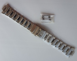 Genuine Replacement Watch Band 18mm Stainless Steel Bracelet Casio EFA-1... - $33.60