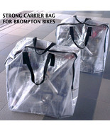 Carrier Bag for Brompton Bicycle Bike Folding Carry Cover Travel Airplane - $14.64