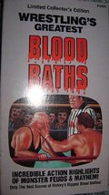 Wrestling's Greatest Bloodbaths [VHS] [VHS Tape]