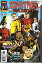 Star Trek Unlimited Comic Book #8 Marvel Comics 1998 VERY FINE- NEW UNREAD - $2.75
