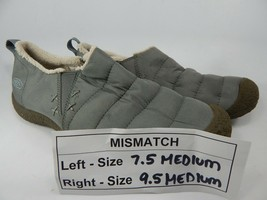 MISMATCH Keen Howser II Size US 7.5  M (D) Left & 9.5 M (D) Right Slip On Shoes