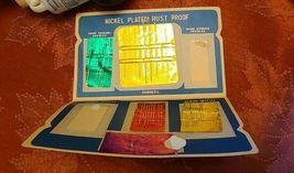 Vintage Sewing Susan Needles 70 Gold Eye Needles Missing Threader & some needles image 4