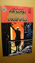 DEMON DREAMS 1 *HI-GR* PACIFIC COMICS INDEPENDENT ECLIPSE - $3.00
