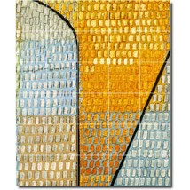 Paul Klee Abstract Painting Ceramic Tile Mural BTZ04969 - $300.00 - $1,800.00