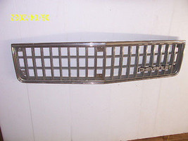 1987 CHEVY CAPRICE ESTATE WAGON GRILL USED 1990 1989 1988 AFTERMARKET CH... - $157.41