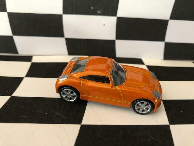Racing Champions 2002 Concept and Muscle Dodge Razor Orange 1/64