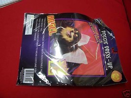 DOGGIE DRESS UP DOG OR CAT SMALL COSTUME ANGEL NIP - $4.20