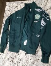 Nike Mens M Celtic FC Soccer Warm Up Jacket Green  - $47.50