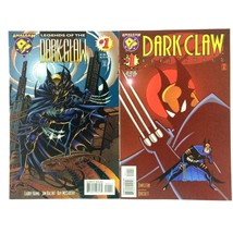 Amalgam Dark Claw 2 Issue Comic Book Lot Marvel DC NM Wolverine Batman 1997 - $9.85