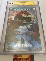 DC COMICS SUICIDE SQUAD #7 FOIL VARIANT CGC 9.8 JIM LEE - $145.12