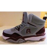 Rycore Zero 4  Men's sneakers / shoes, Cool Gray/ Burgundy US 10.5 - $34.30