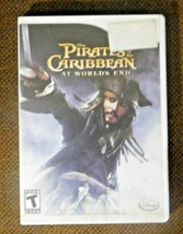 Pirates of the Caribbean: At World's End (Nintendo Wii, 2007) Video Game - $9.95