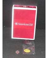 American Girl Julie Mini Bicentennial Quarter Accessory Coin - $8.98