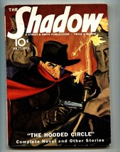 Shadow 1940 Jan 15- Street And SMITH-RARE Pulp Magazine Fn+ - $291.00